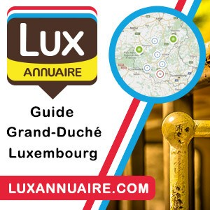 Guide commerçant Grand-Duché de Luxembourg